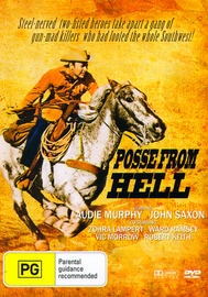 Posse From Hell on DVD