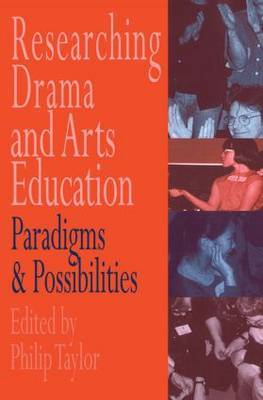 Researching drama and arts education image