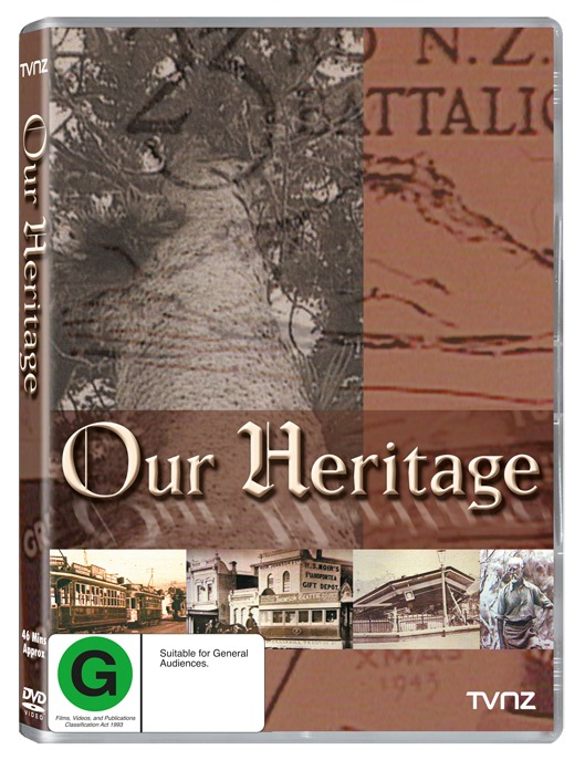 Our Heritage on DVD