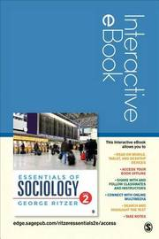 Essentials of Sociology Interactive eBook image