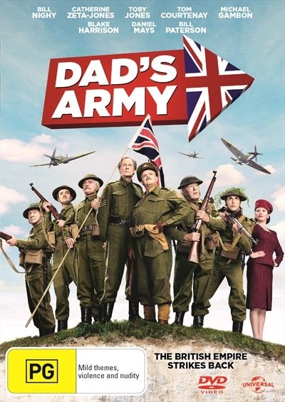 Dad's Army on DVD image