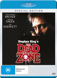 The Dead Zone [Special Edition] on Blu-ray image