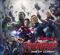 Marvel's Avengers: Age Of Ultron: The Art Of The Movie Slipcase by Jim McCann