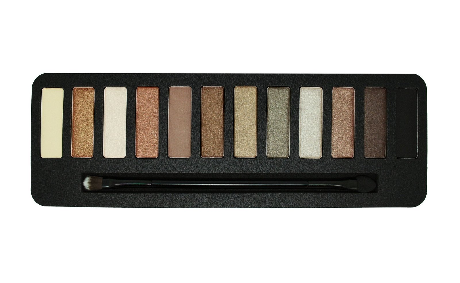 W7 Colour Me Buff Eyeshadow Palette image