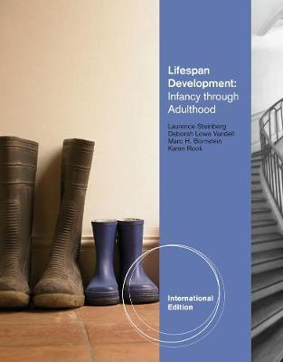 Life-Span Development, International Edition by Laurence D Steinberg image