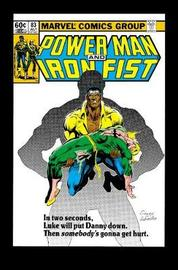 Power Man & Iron Fist Epic Collection: Revenge! by Jo Duffy