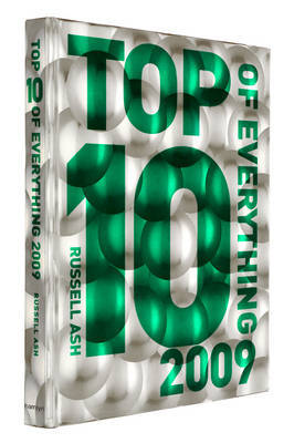 Top 10 of Everything: 2009 by Russell Ash image