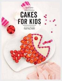 Cakes for Kids by Steve Aoki