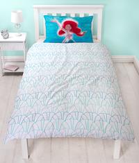 Disney: Reversible Duvet Cover Bedding Set - The Little Mermaid (Single) image