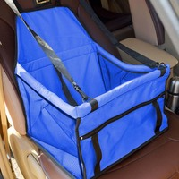 Ape Basics: Waterproof Basket Dog Car Seat Pad image