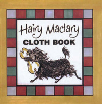 The Hairy Maclary Cloth Book by Lynley Dodd image