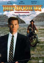 Thunderheart on DVD