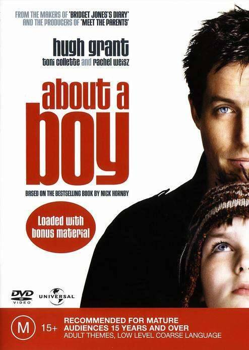 About a Boy on DVD image