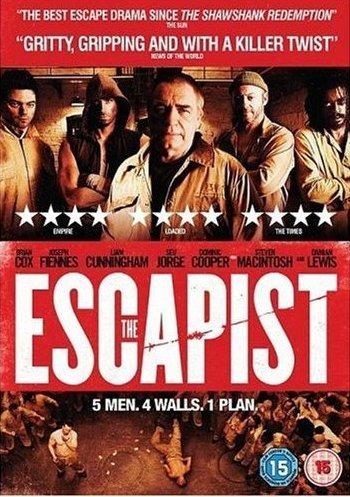 The Escapist on DVD