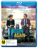 Begin Again (Blu-ray/Ultraviolet) on Blu-ray