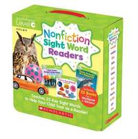 Nonfiction Sight Word Readers Parent Pack Level C by Liza Charlesworth