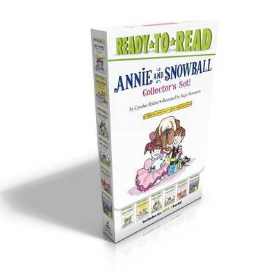 Annie and Snowball Collector's Set! by Cynthia Rylant image