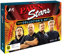 Pawn Stars Collector's Set on DVD