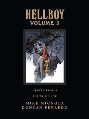 Hellboy Library Edition: Volume 5 by Mike Mignola