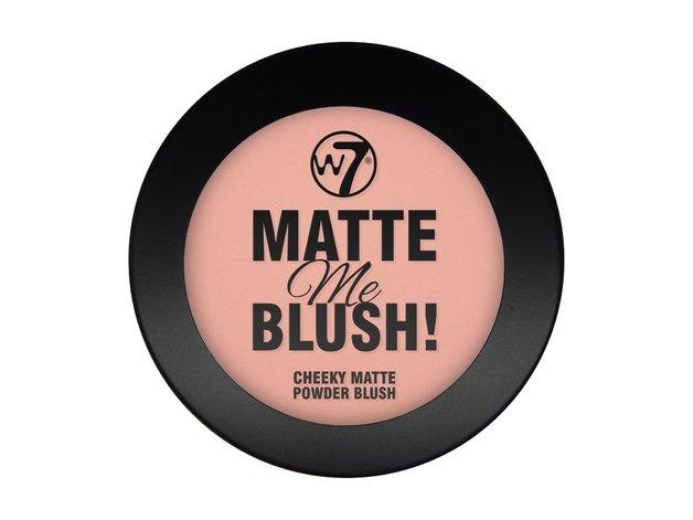 W7 Matte Me Blush (Up Above)