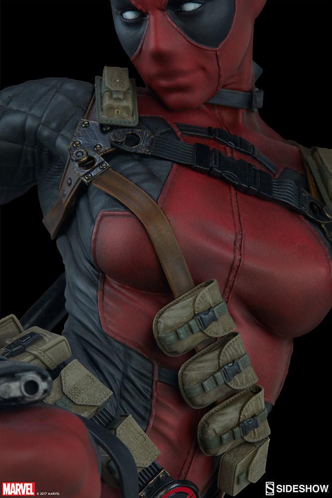Marvel: Lady Deadpool - Premium Format Figure image