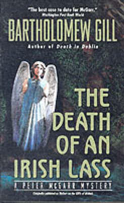 The Death of an Irish Lass by Bartholomew Gill image