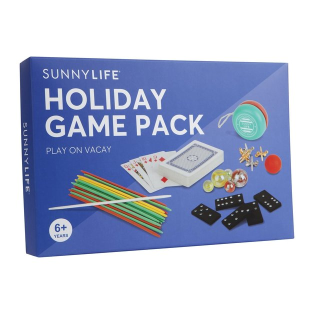 Sunnylife Holiday Game Pack - Catalina