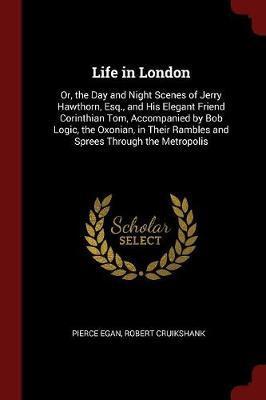 Life in London by Pierce Egan image
