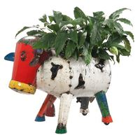 Clarence the Cow Planter - Large