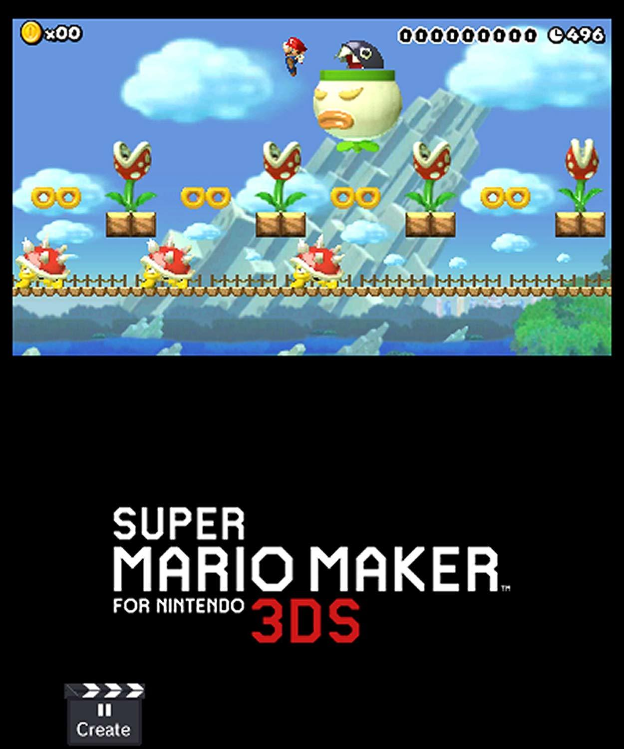 Super Mario Maker for Nintendo 3DS (Selects) for Nintendo 3DS image