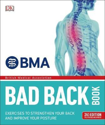 BMA Bad Back Book by DK image