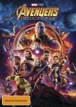 Avengers: Infinity War on Blu-ray
