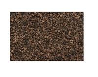 Woodland Scenics - Dark Brown Coarse Ballast
