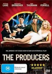 Producers, The (2005) on DVD