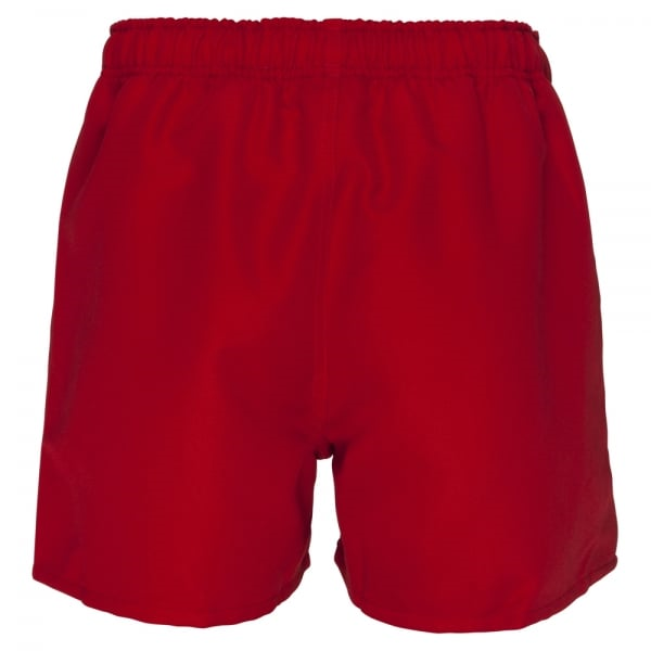 Professional Polyester Short - Red (XL)
