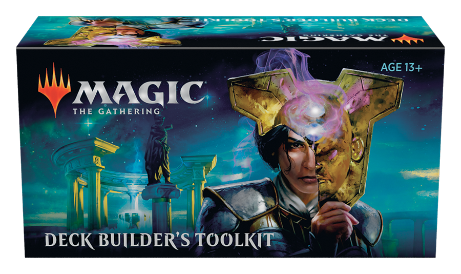Magic The Gathering: Theros Beyond Death Deck Builder's Toolkit image