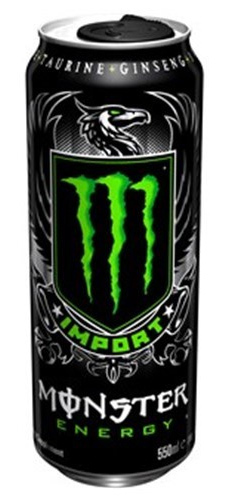 Monster Resealable Can 550ml