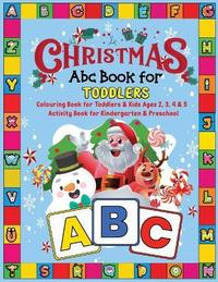 Christmas ABC Book for Toddlers by Esel Press