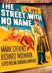 The Street With No Name on DVD