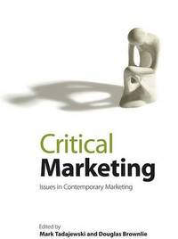 Critical Marketing image