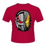 Ant Man Face 2 Face T-Shirt (X-Large)
