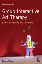 Group Interactive Art Therapy by Diane Waller
