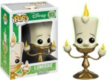 Beauty & The Beast - Lumiere Glow Pop! Vinyl Figure