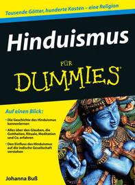 Hinduismus Fur Dummies by Johanna Bubeta image