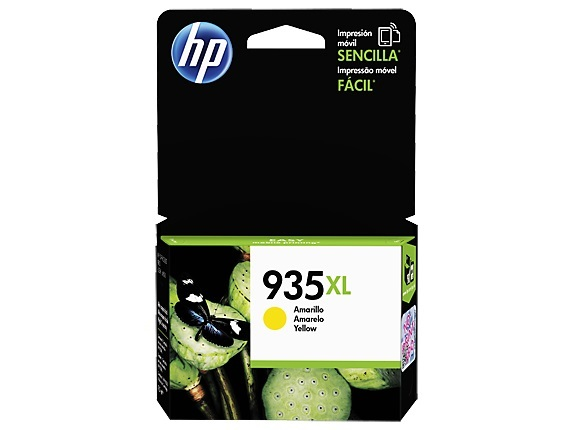 HP 935XL Yellow High Yield Ink Cartridge