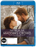 Far From The Madding Crowd on Blu-ray
