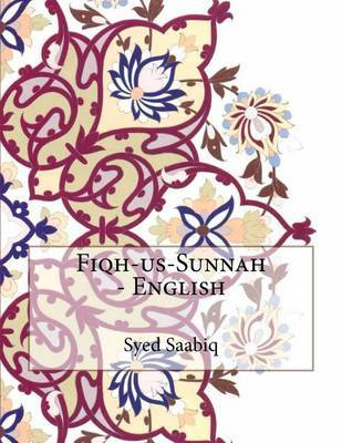 Fiqh-Us-Sunnah - English by Syed Saabiq