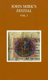 A Critical Edition of John Mirk's Festial, edited from British Library MS Cotton Claudius A.II image