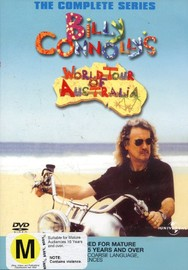 Billy Connolly - World Tour Of Australia (2 Disc) on DVD