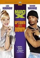 Marci X on DVD